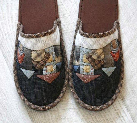 patchwork zapatillas