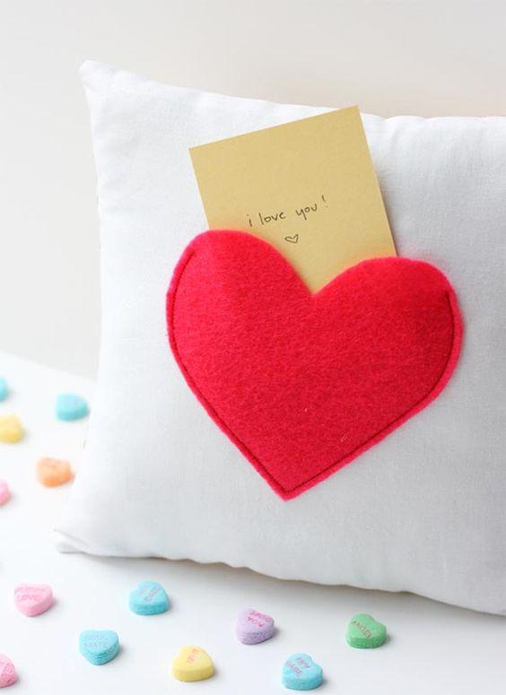 san valentin patchwork ideas