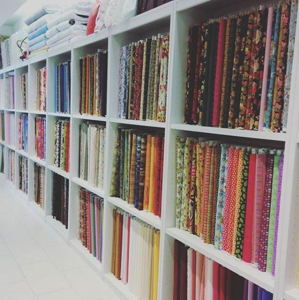 comprar telas patchwork pamplona