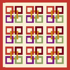 cuadrados celtas