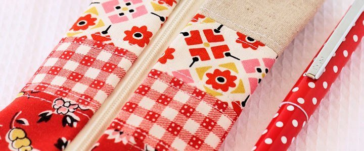 Estuches patchwork