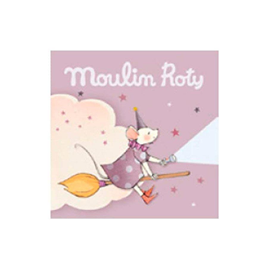 3 cuentos para linterna de la colección Erase una vez de Moulin Roty