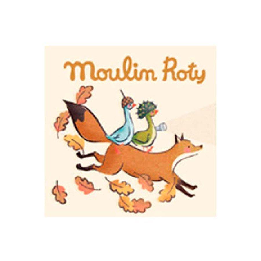 3 cuentos para linterna de la colección El Viaje de Olga de Moulin Roty