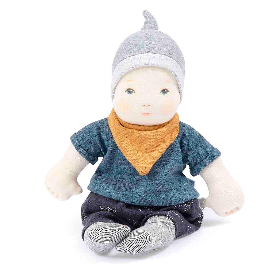 Bebe Niño de la colección Los Bebés de Moulin Roty