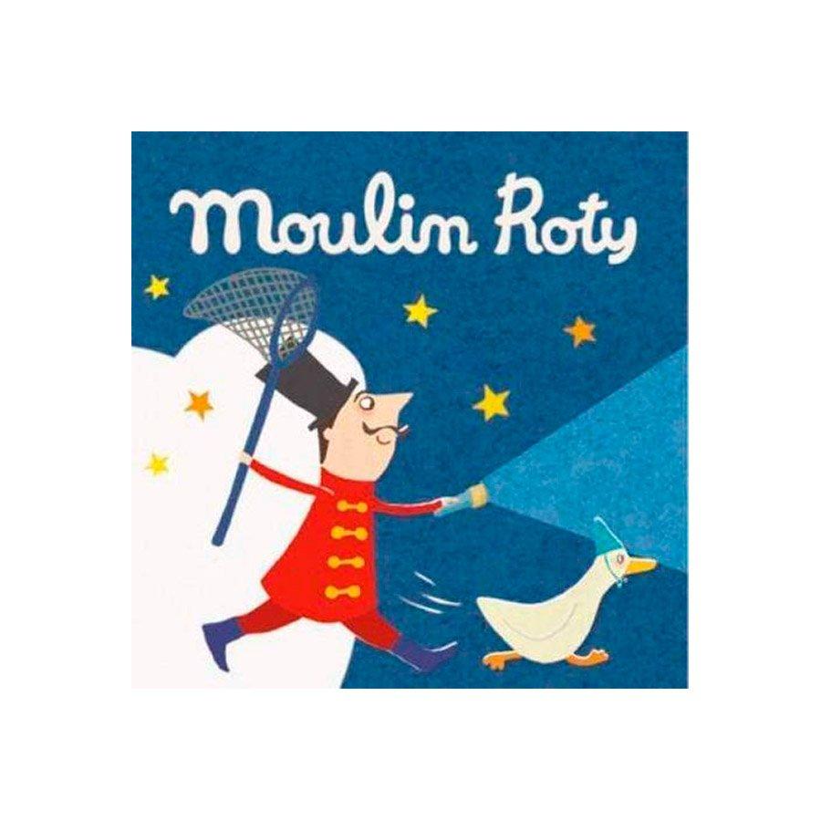 3 cuentos para linterna de la colección Las historias del atardecer de Moulin Roty