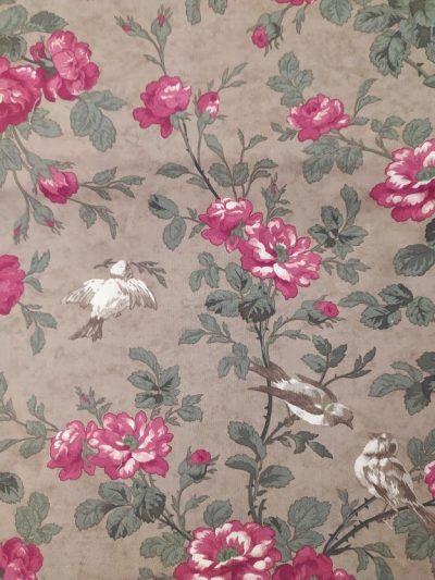 Tela M-3700 Ginham Rose