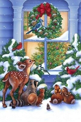 Tela N-DP21699 The Magic Of Christmas