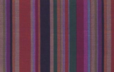 Tela WROMANX-DARKK Woven Stripes