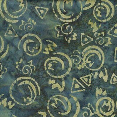 Tela FWD-BOV01-073 Boho Vibe Batiks