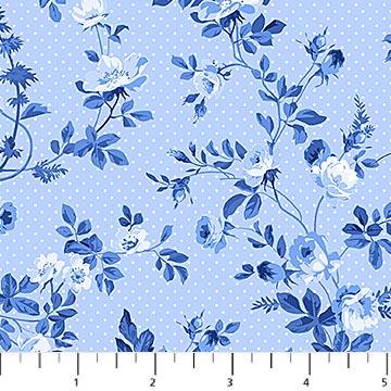 Tela N-20696-42 Porcelain Blue