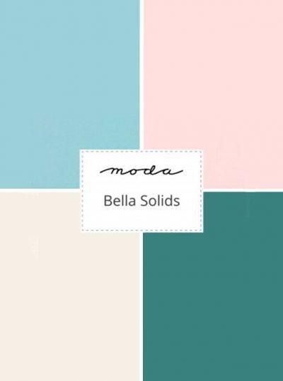 Lisas Bella Solids by Moda Fabrics