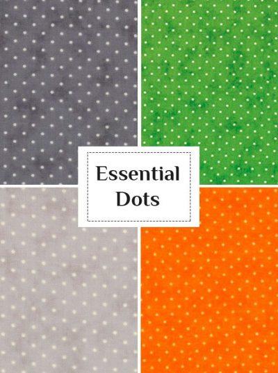 Essential Dots by Moda Fabrics