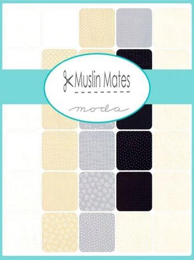 Muslin Mates by Moda Fabrics