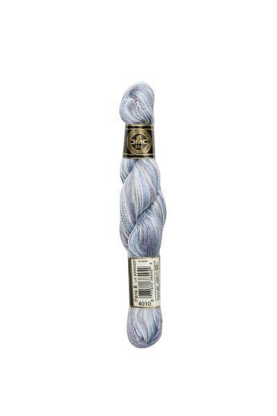 Madejón coton perlé especial Hardanger Nº12 DMC 4010