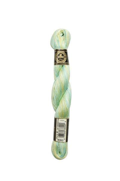 Madejón coton perlé especial Hardanger Nº12 DMC 4060