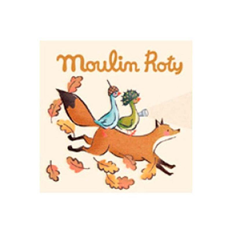 de la colección El Viaje de Olga de Moulin Roty