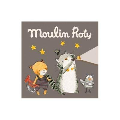 de la colección Les Moustaches de Moulin Roty